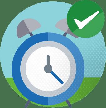 Economize tempo