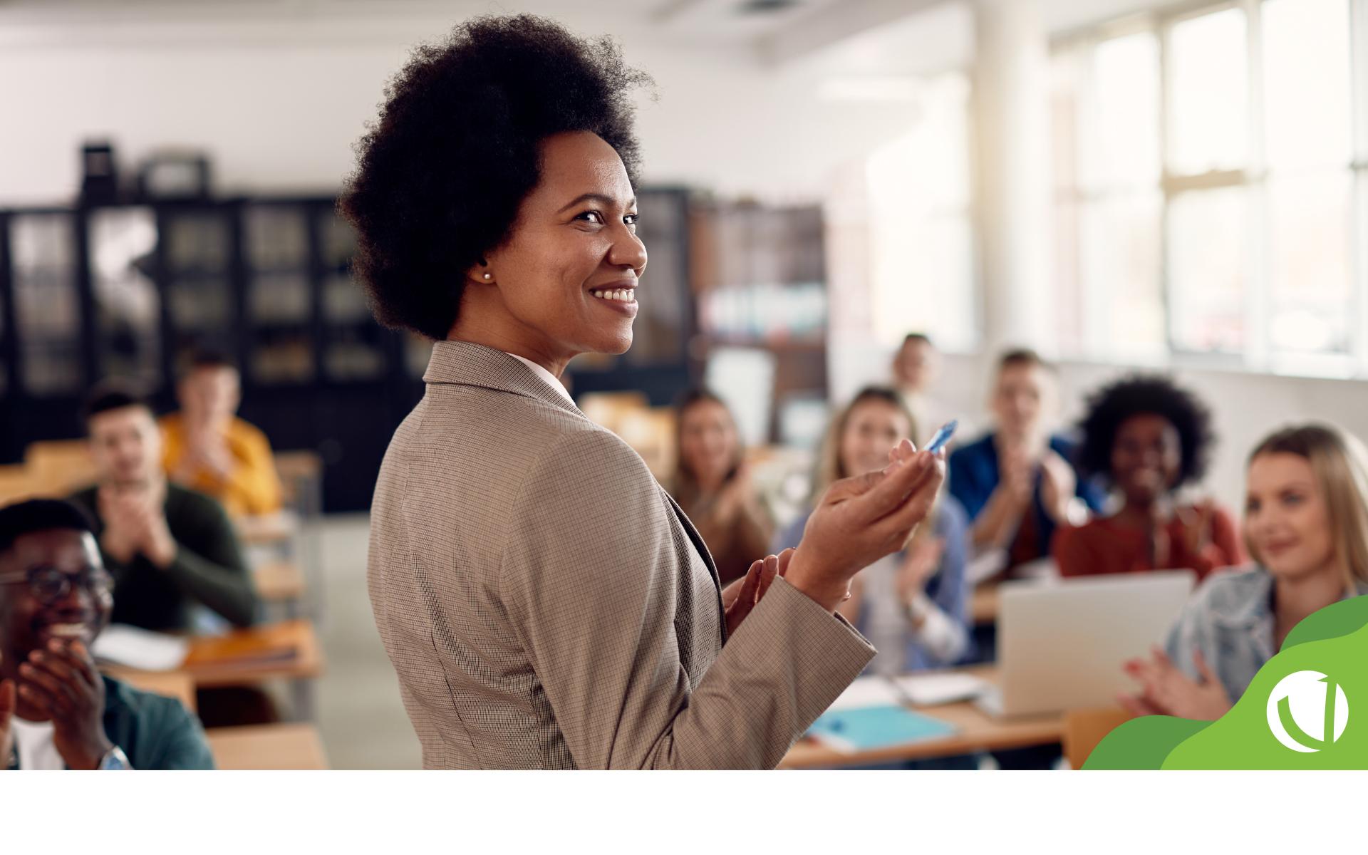Conheça nossas dicas de temas de palestras para professores e saiba como aprimorar o processo de ensino e aprendizagem na sua escola.